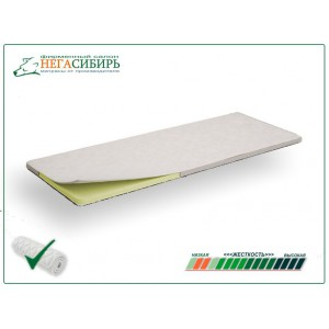 Тонкий матрас Альфа-4 (матрас на диван, топпер)