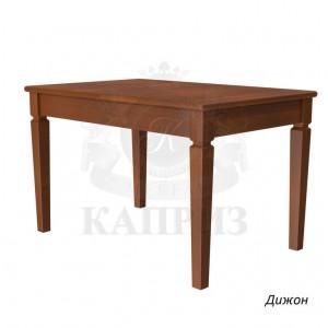 Стол из массива дерева Дижон