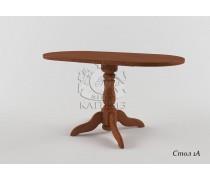 Стол из массива дерева мод.1А