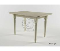 Стол из массива дерева мод.4А