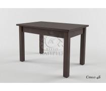 Стол из массива дерева мод.4Б