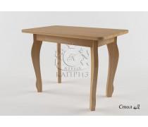 Стол из массива дерева мод.4Д