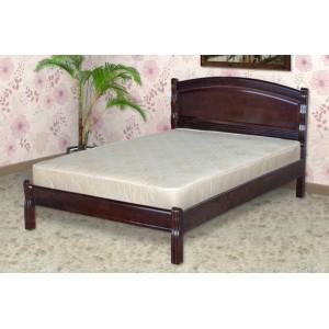 Кровать из массива березы Дебют-2