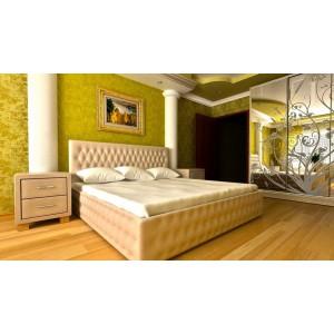 Кровать интерьерная Кристалл-1