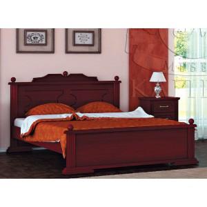Кровать из массива бука Афродита
