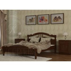 Кровать из массива сосны Астра