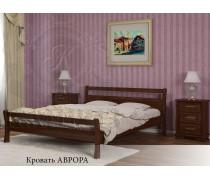 Кровать из массива сосны Аврора