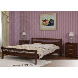 Кровать из массива дуба Аврора