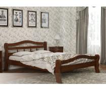 Кровать из массива сосны Цезарь