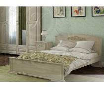 Кровать из массива сосны Диана тахта
