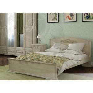 Кровать из массива бука Диана тахта