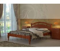Кровать из массива сосны Джулия