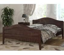 Кровать из массива бука Филенка-2