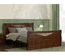 Кровать из массива сосны Флоренция