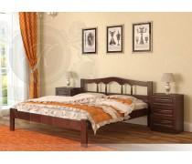 Кровать из массива сосны Гармония