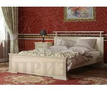 Кровать из массива бука Ирида