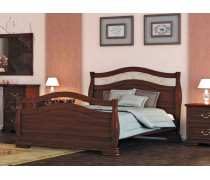 Кровать из массива сосны Каприз