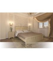Кровать из массива бука Севилья