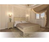 Кровать из массива сосны Севилья