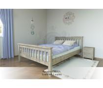 Кровать из массива бука Сиена