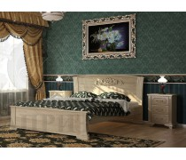 Кровать из массива сосны Венера тахта