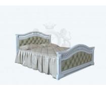 Кровать из массива сосны Верона-2