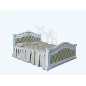 Кровать из массива дуба Верона-2