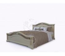 Кровать из массива сосны Верона-1