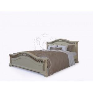 Кровать из массива бука Верона-1