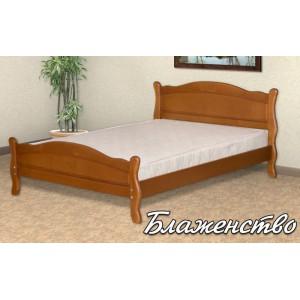 Кровать из массива березы Блаженство
