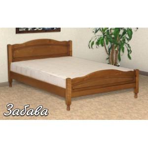 Кровать из массива березы Забава