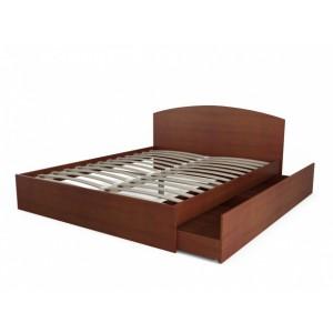 Кровать Этюд Плюс с выдвижным ящиком