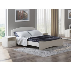 Кровать из ЛДСП Этюд