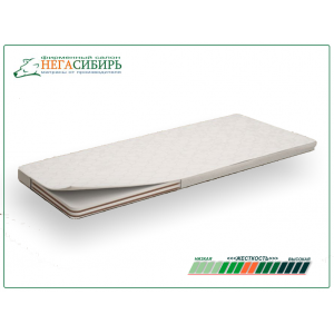 Тонкий матрас Терра-6 (матрас на диван, топпер)