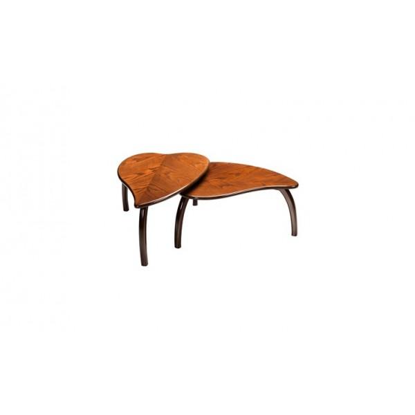 Комплект столиков Лист
