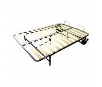 Откидная кровать с ортопедической решеткой и подъемным механизмом