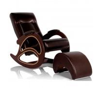 Кресло-качалка модель 4 с банкеткой