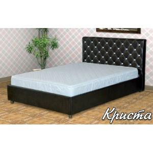 Кровать из экокожи Криста
