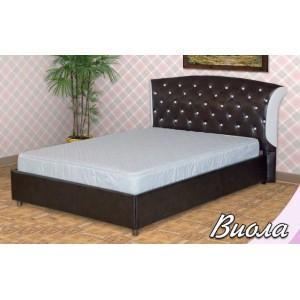 Кровать из экокожи Виолла