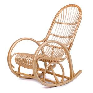 Кресло-качалка плетеное Иволга