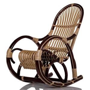 Кресло-качалка плетеное Филин