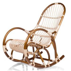 Кресло-качалка плетеное Сойка