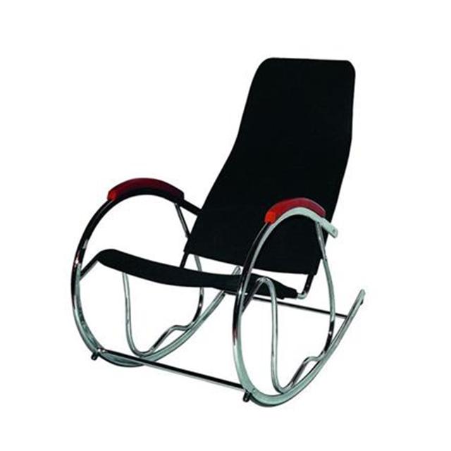 Кресло-качалка модель 9009-black
